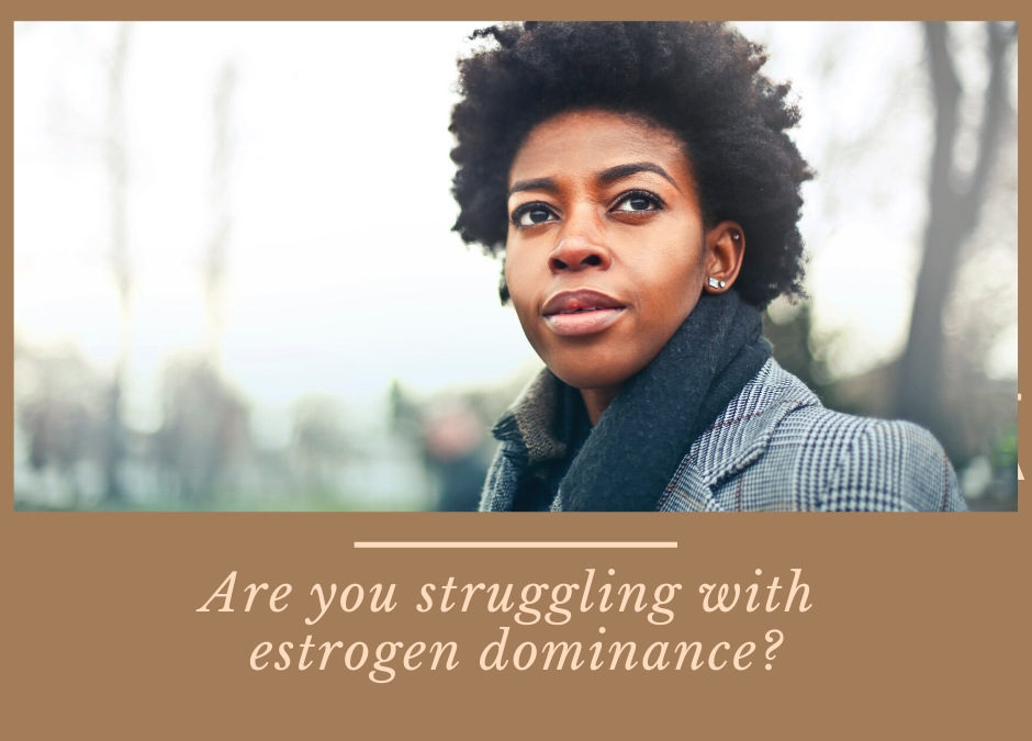 How Can You Fix High Estrogen Levels?