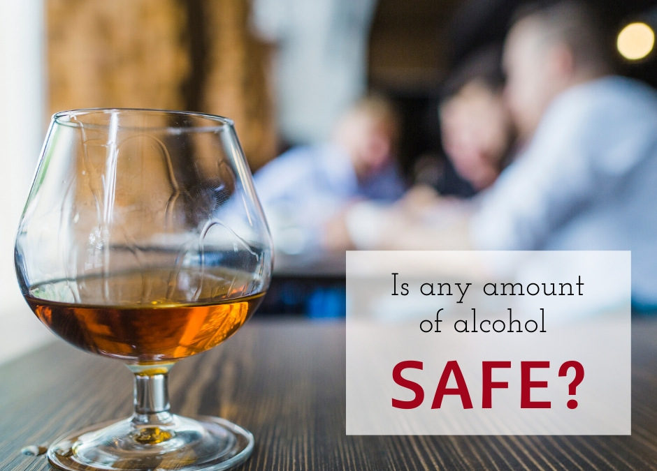 How Much Alcohol is Safe to Drink?