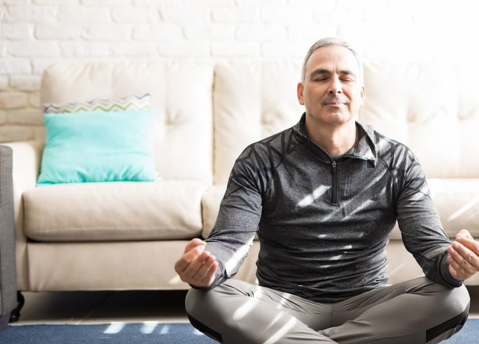 Meditation. Why It's Vital Right Now