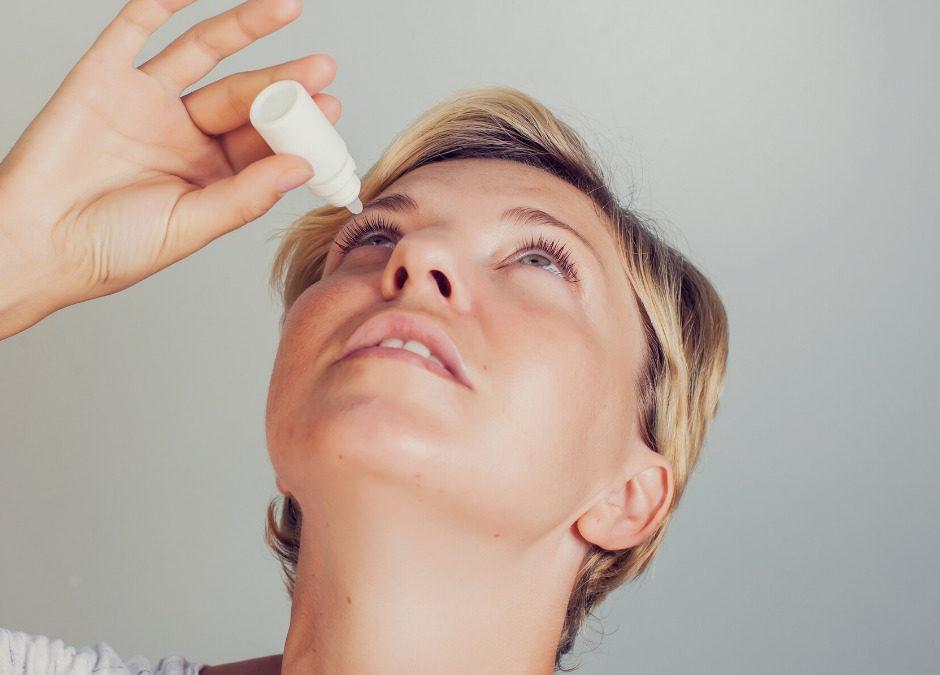 Autologous serum tears eye drops Toronto Richmond Hill